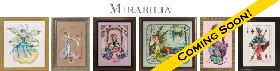 Mirabilia Designs Banner Chart Packs