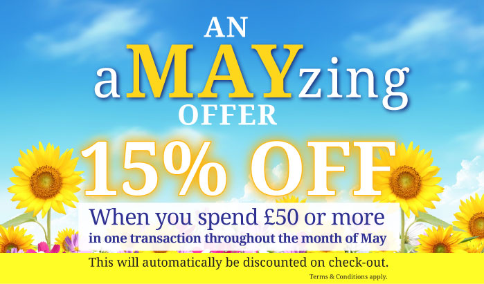 May - An aMAYzing Offers
