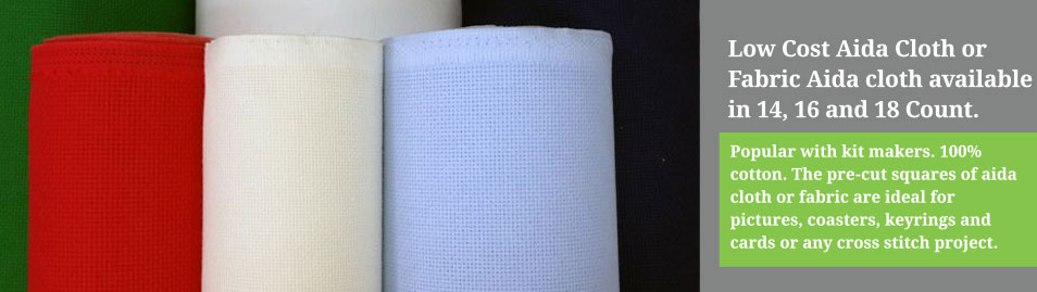 Low Price - Aida fabric