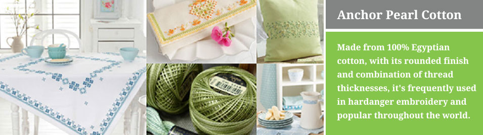 Anchor PERLE or PEARL cotton thread