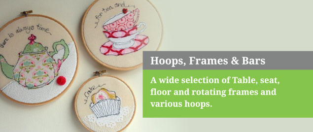 Hoops, Frames and Bars