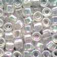Pebble Glass Beads 05161 - Crystal