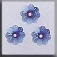 Mill Hill Crystal Treasures 13008 - Margarita Sapphire Flower