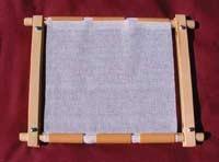 Easy Clip Rotating Hand Frame 76cm x 30cm