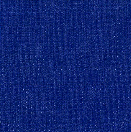 16 Count Aida Navy Blue