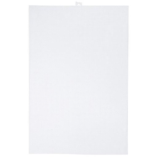 33106 - Plastic Canvas Ultra Stiff 7 Hole 12 x 18 in - 1 Sheet