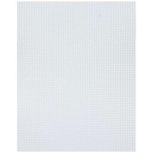 33418 - Plastic Canvas Ultra Stiff 7 Hole 14 x 10 in - 1 Sheet
