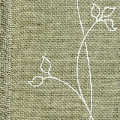 28 Count Cashel Impression Raw Table Runner 50 x 50cm (19.5 x 19.5in) - Half Metre