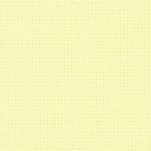14 Count Aida Pale Lemon