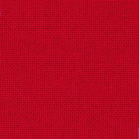 25 Count Lugana Christmas Red