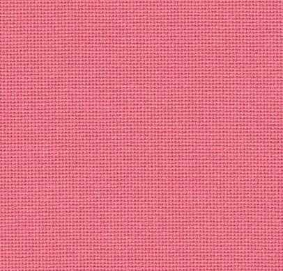 25 Count Lugana Coral Pink