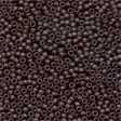 Petite Glass Beads 42038 - Matte Chocolate