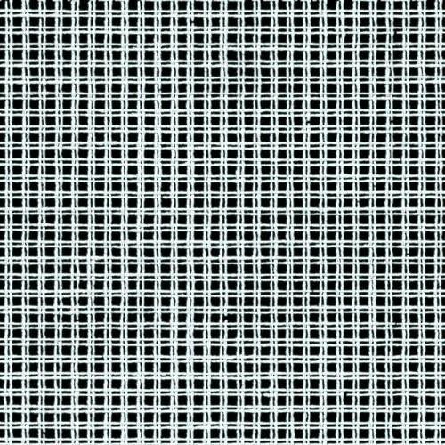 Double Canvas White: 9 Hole