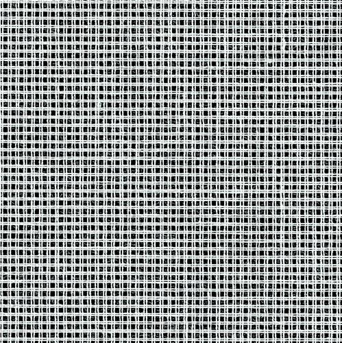 Double Canvas White: 15 Hole