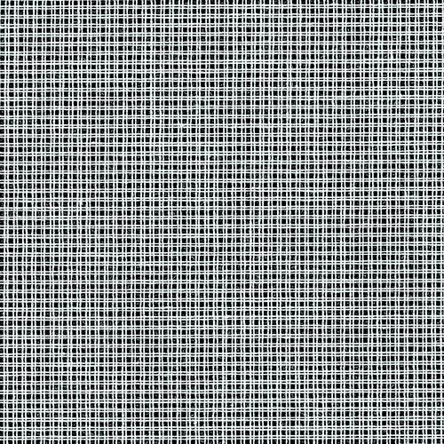 Double Canvas White: 20 Hole