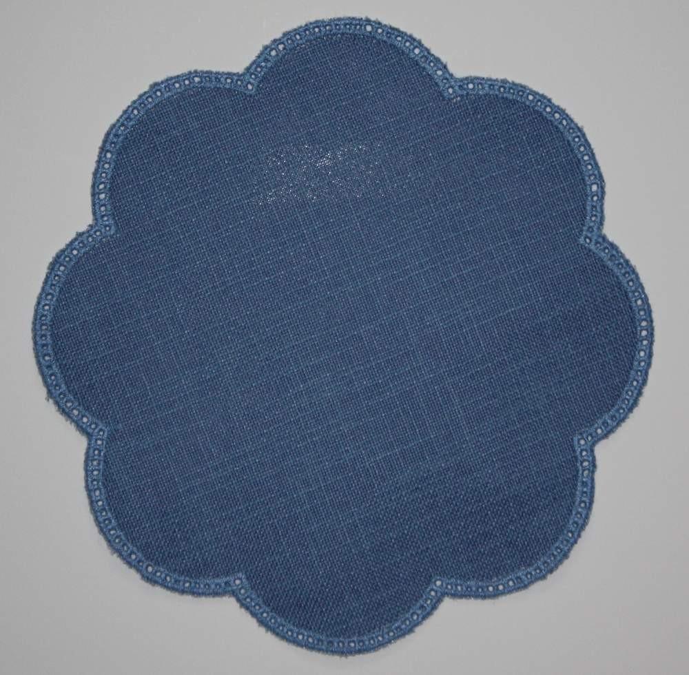 20cm Flower Crochet Doilies - Buttercup 20cm / 7.5in