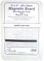 "Magnetic Board 8"" x 11"""