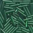 Medium Bugle Beads 82020 - Creme de Mint