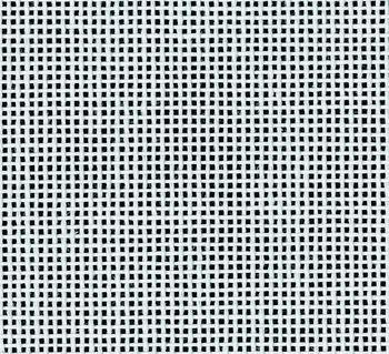 Mono De Luxe / Royal Canvas White: 15 Hole