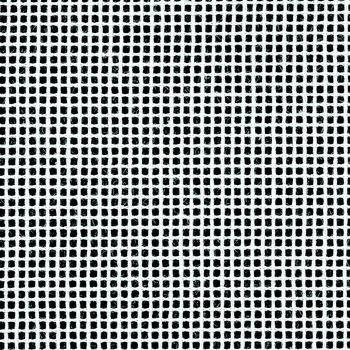 Mono Interlock Canvas White: 12 Hole