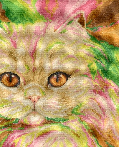 BK1571 - Persian Cross Stitch Kit
