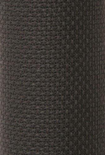 Charles Craft 14 Count Aida Black - 15 x 18in (38 x 45cm)