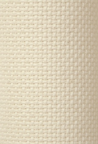 Charles Craft 14 Count Aida Natural - 15 x 18in (38 x 45cm)