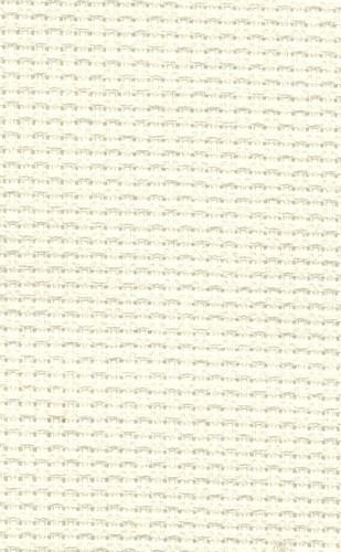 DMC 14 Count Aida Antique White (712)