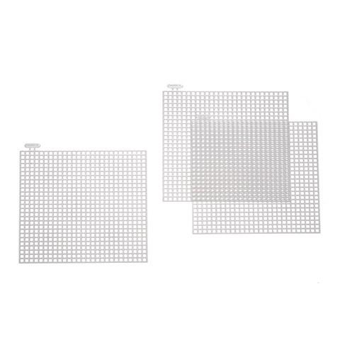 33019 - Plastic Canvas 4in Square - 2 Pack