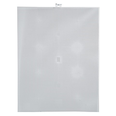 33030 - Plastic Canvas 10 Hole 10.5 x 13.5in - 1 Sheet
