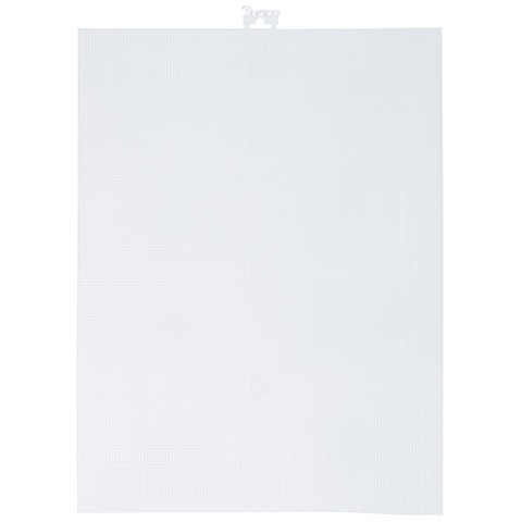 33275 - Plastic Canvas 14 Hole 8.5 x 11in - 1 Sheet
