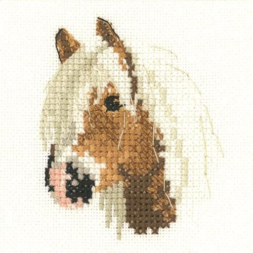 LFPP1072 - Palomino Pony