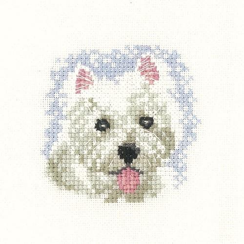 LFWP1031 - Westie Puppy