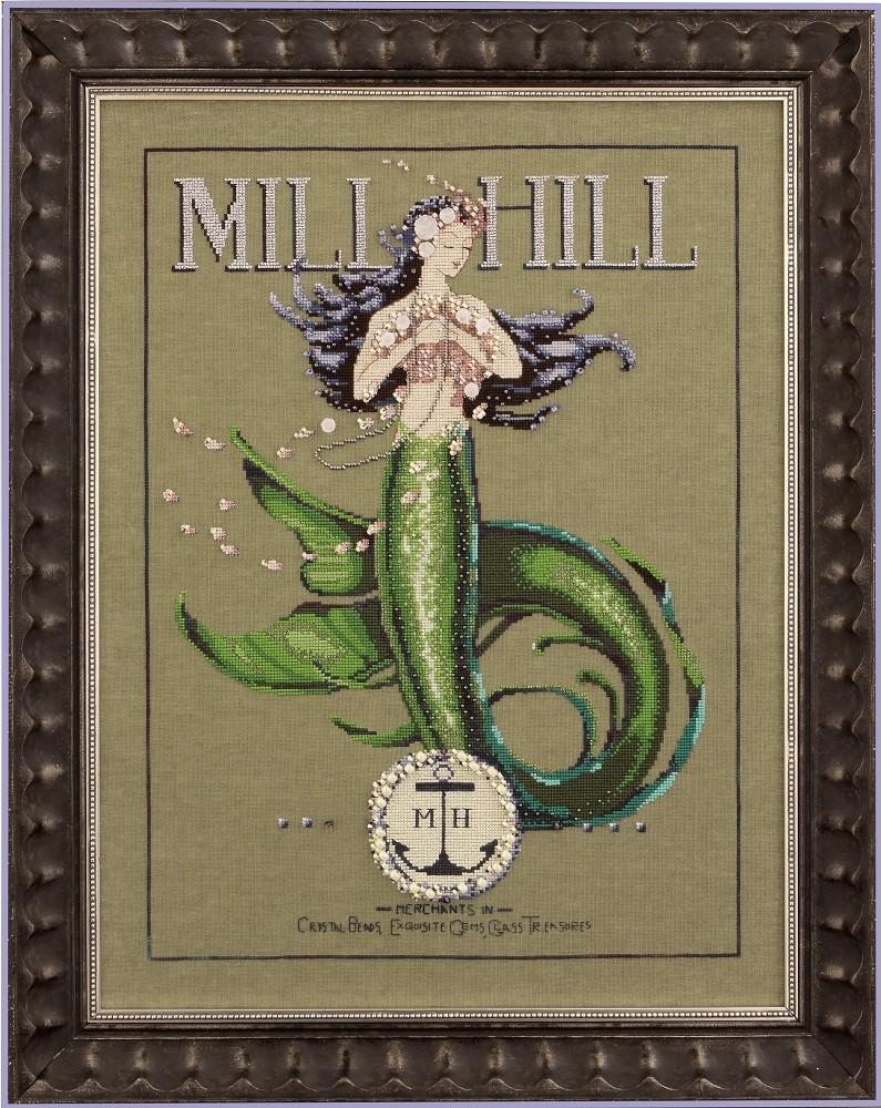 MD117 - Merchant Mermaid
