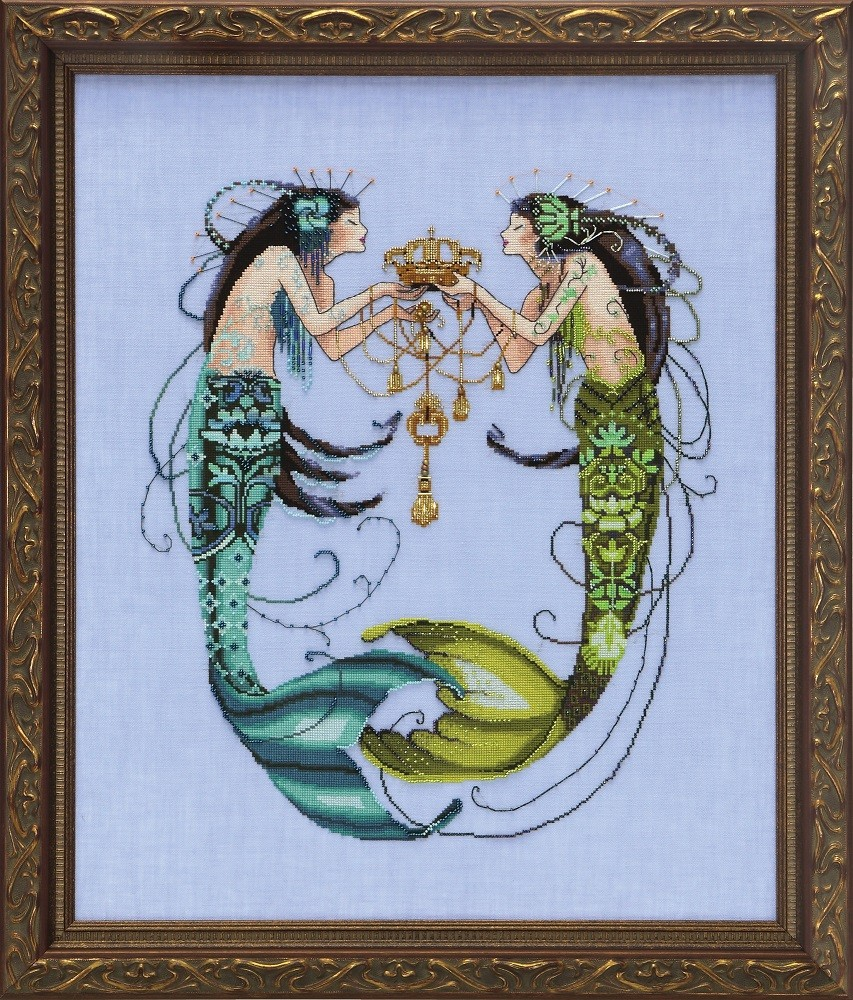 MD141 - The Twin Mermaids