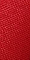 14 Count Plastic Aida Red 33 x 25cm
