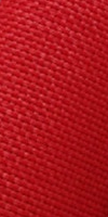 14 Count Plastic Aida Red 16.5 x 25cm