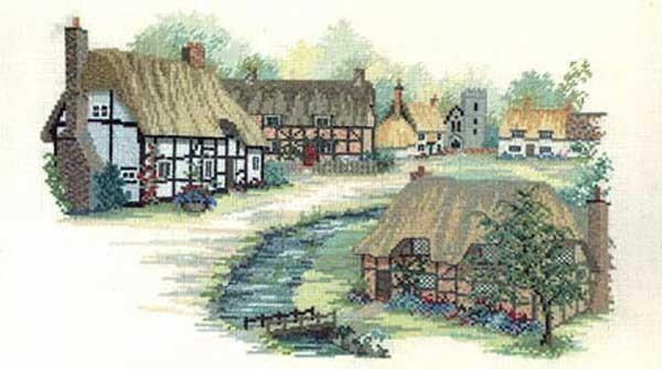 VE19 - Hampshire Village