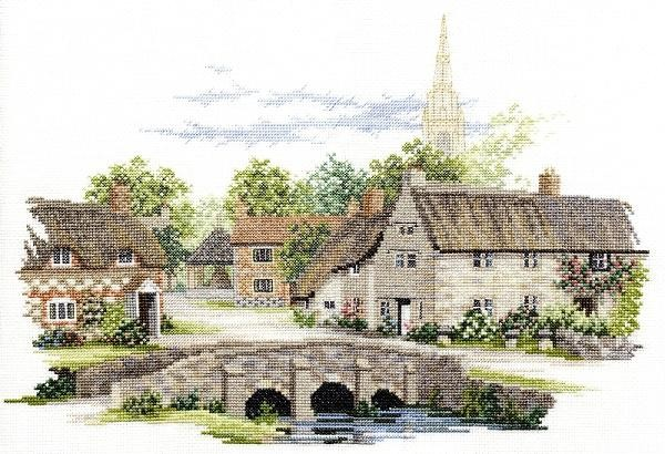 VE22 - Wiltshire Village