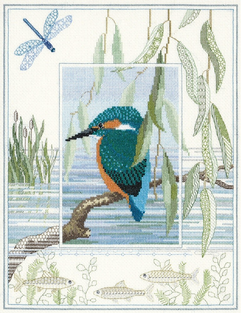 WIL1 - Wildlife Kingfisher