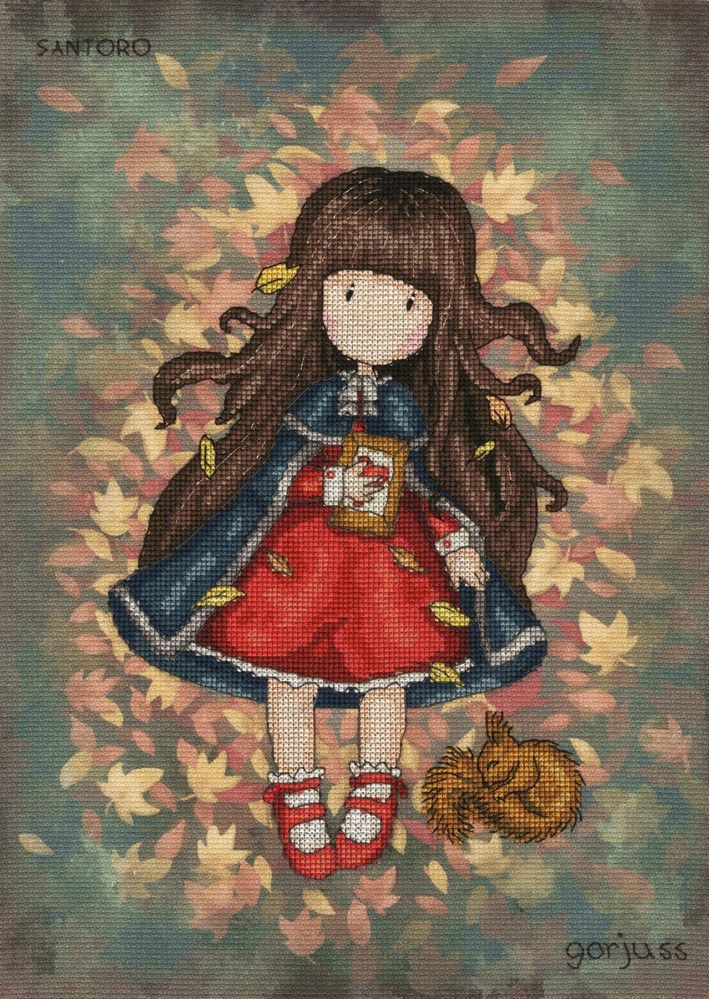 XG40 - Autumn Leaves