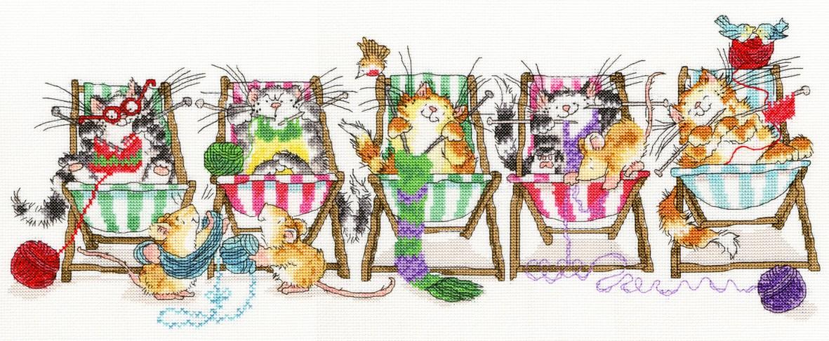 XMS4 - Knitty Knit