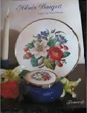 Framecraft Ailsa's Bouquet Cross Stitch Booklet