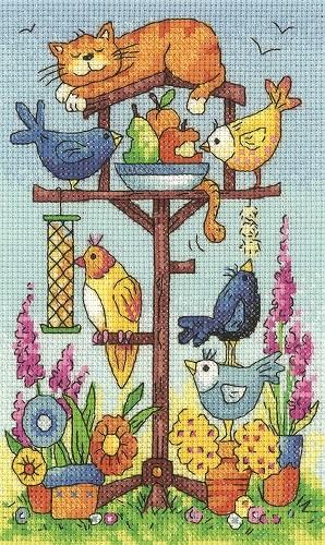 BFBT1361 - Bird Table