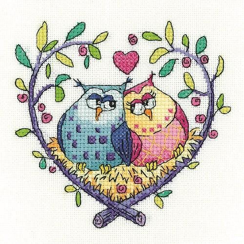 BFLO1435 - Love Owls
