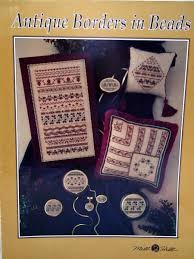 Mill Hill Antique Borders in Beads Cross Stitch Chart