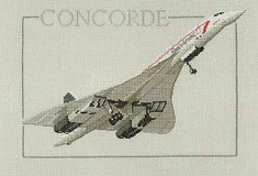 CCD265 - BAC Concorde Chart Pack