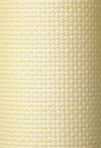 Charles Craft 14 Count Aida Ivory - 15 x 18in (38 x 45cm)