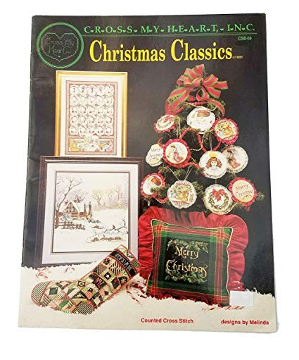 Cross My Heart Inc - Chrismas Classics Cross Stitch Booklet