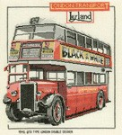 CLD159 - London Double Decker Bus Chart Pack